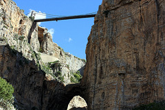 Pont de Sidi M'cid a Constantine.