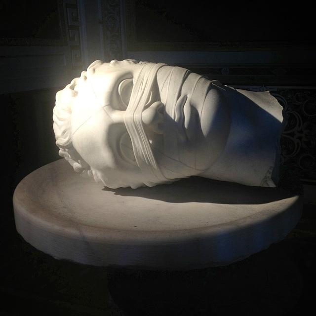 The head.