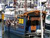 'Black Spirit' Returning to the Marina