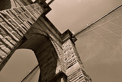 Brooklyn Bridge: A Different Perspective