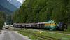 White Pass, Yukon Route train