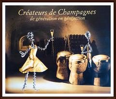 Champagnes de vignerons, elle est pas belle la pub ?