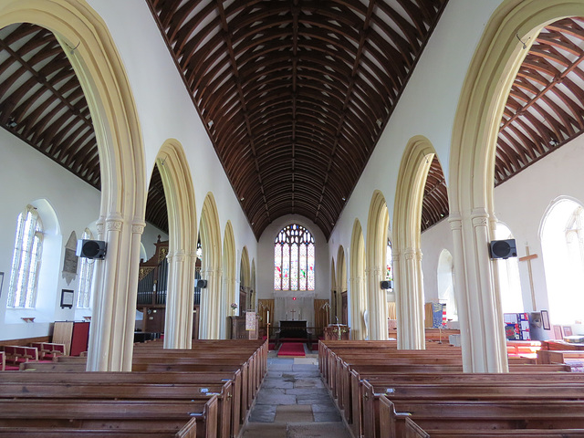 malborough church, devon