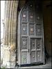 Bodleian door
