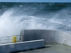 Breakwater Fence