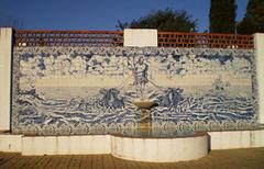Neptune Fountain.