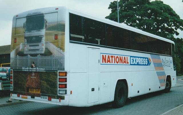 Ambassador Travel R85 DVF at Mildenhall - 9 Aug 2001 476-02
