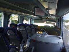 DSCF9321 Freestones Coaches (Megabus contractor) E11 SPG (YN08 JBX) en route to Birmingham - 19 Aug 2017