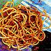 happy pasta composition