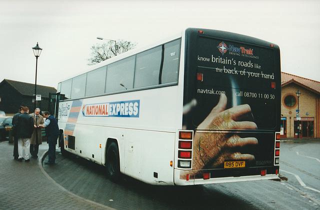 Ambassador Travel R85 DVF at Mildenhall - 17 Mar 2001