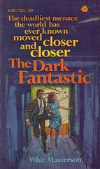 Whit Masterson - The Dark Fantastic (Avon edition)