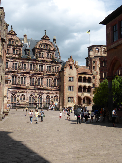 Schloß Heidelberg