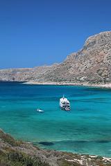 Balos - Kreta, Grecja