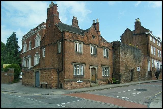 Cathedral Close, Lichfield