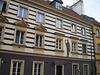 Building façade.