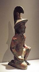 Kneeling Warrior in the Metropolitan Museum of Art, July 2017