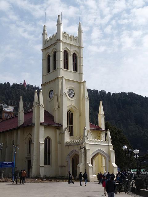 Shimla- Christ Church