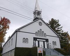 St-Ephrem a son église !