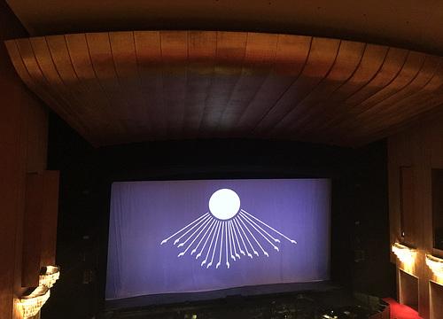 Prior To Act III of Akhnaten - LA Opera - Dorothy Chandler Pavilion