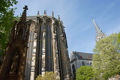 Cathedral Aken Germany