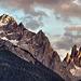 Abendstimmung in den Sextener Dolomiten
