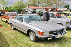 Mercedes Benz R 107