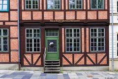Schwerin - Schlachterstrasse (© Buelipix)