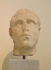 Portrait Head of a Young Man found in the Kerameikos in the National Archaeological Museum of Athens, May 2014