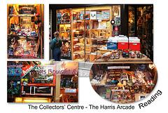 Harris Arcade Collectors Centre - Reading - 18.8.2015