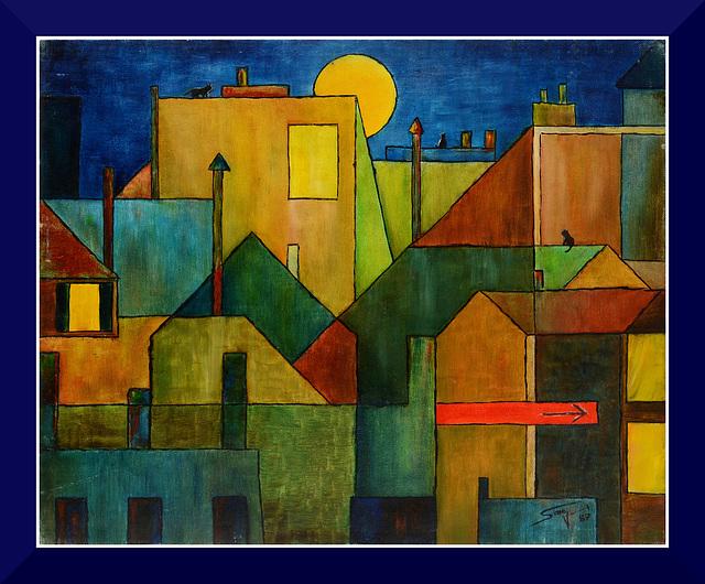Banlieue, la nuit (1987)