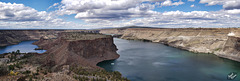 The Cove Palisades and Lake Billy Chinook Panorama (+4 insets)