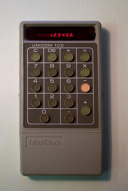 Unicom 102 (circa 1973)