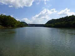 Staumauer Douglas Lake