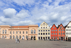 Am Markt - Schwerin (© Buelipix)