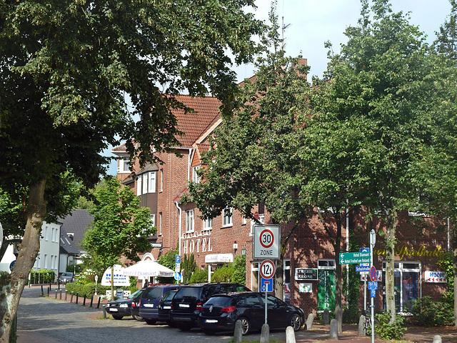 Hotel Diamant in Wedel