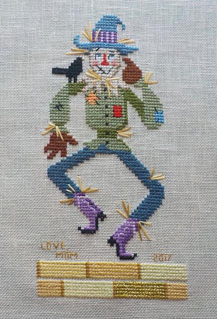 Scarecrow - 8-3-17