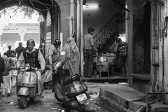 Streetlife in India II