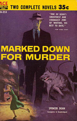 Spencer Dean - Marked Down for Murder
