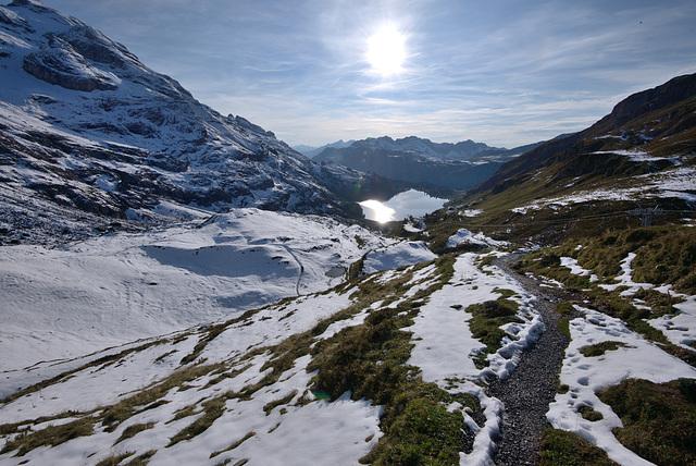 Via Alpina, Stage 8