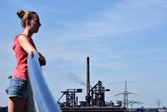 Industrial Duisburg!