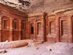 Salle funéraire du Triclinium