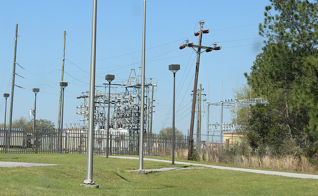 Gulf Power Whiting Field Substation - Santa Rosa County, FL