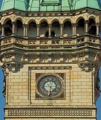 Rathausturm in Braunschweig