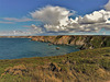 The Knavocks, Reskajeage Downs, Hell's Mouth and North Cliffs, Cornwall