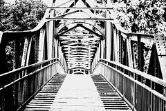 Eisenbrücke sw