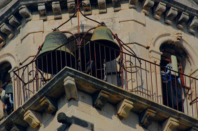 Glocken am Campanile