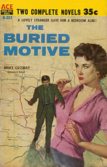 Bruce Cassiday - The Buried Motive