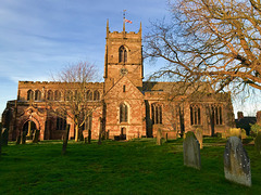 St Lawrence's, Gnosall
