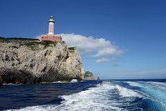 Punta Carena - Leuchtturm