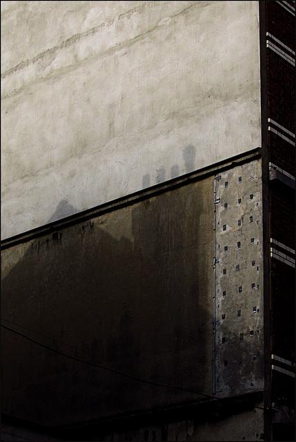 shadow chimneys